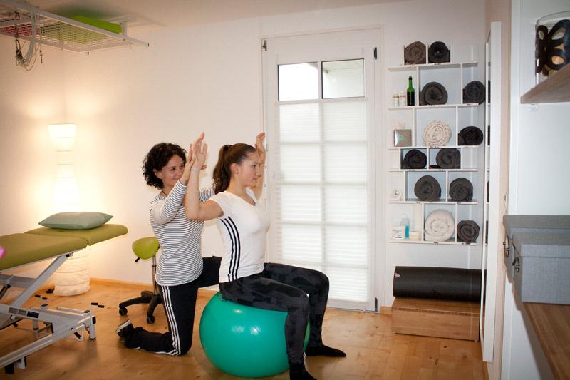 Nathalie Lutz- Physiotherapie4